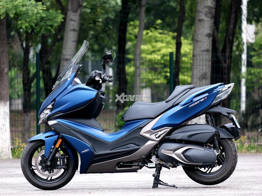 光阳;KYMCO;Xciting S400