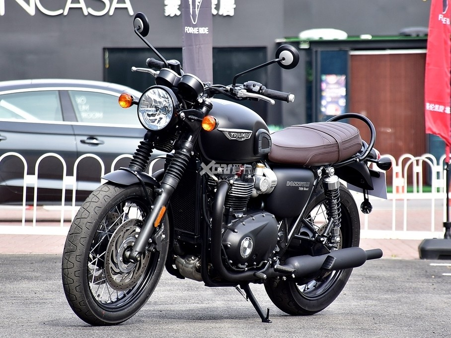 凯旋;Triumph;Bonneville;Bonneville T120 Black