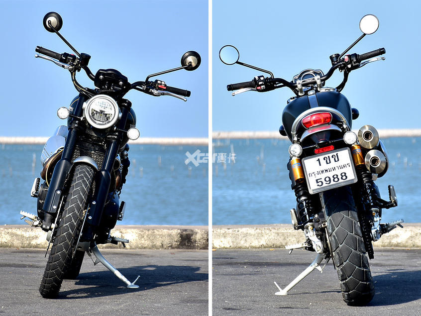 Triumph;凯旋;Scrambler 1200 XC