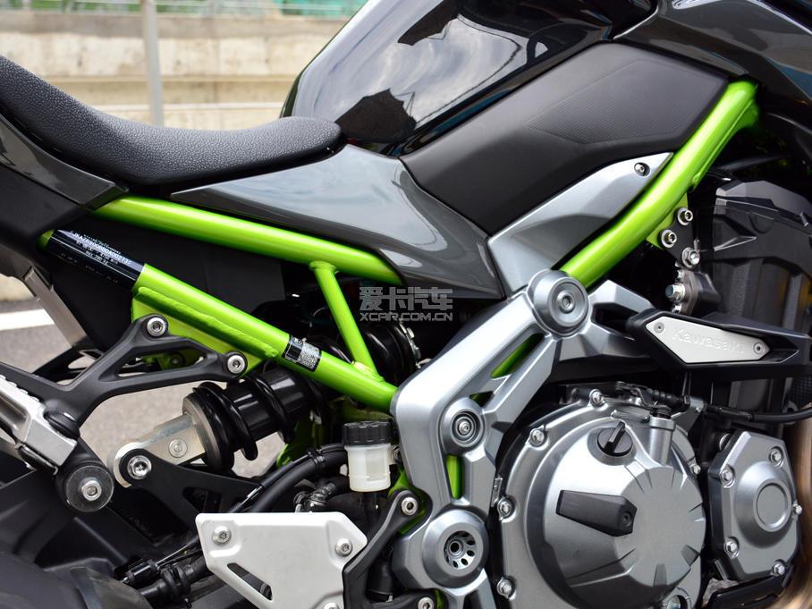 【图】赛道体验川崎摩托车-爱卡汽车图片
