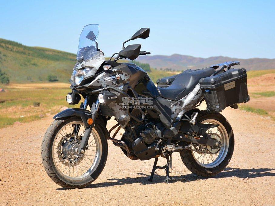 川崎Versys-X300;Kawasaki Versys-X300;Versys 300�