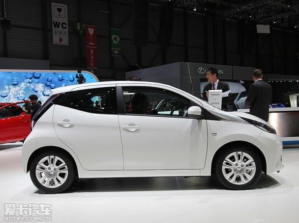 丰田新Aygo日内瓦车展发布 与通用合作