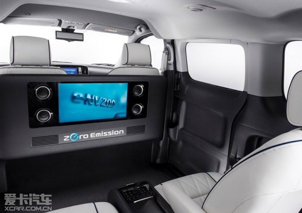 e-NV200 VIP概念车