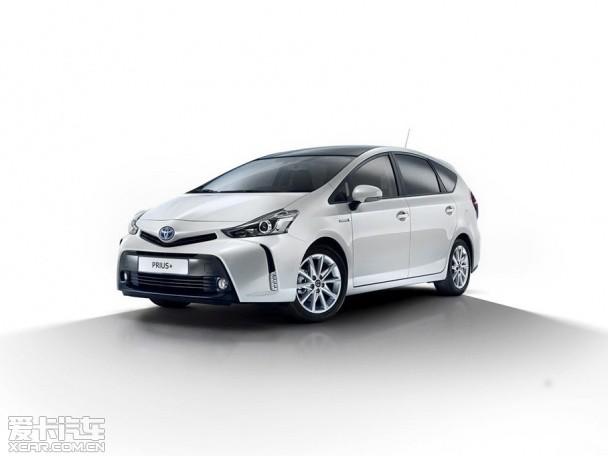 新款丰田普锐斯 官图发布 外观小改变