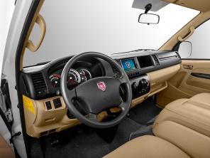 金杯大海狮L丰田动力版 售价22.98万起高清图片