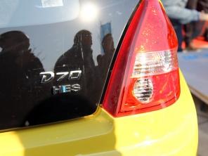 雷丁D70电动车正式上市