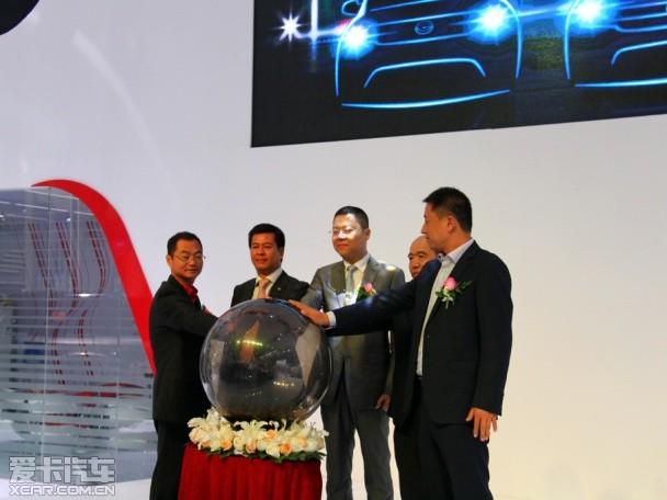 广汽吉奥GP150正式上市