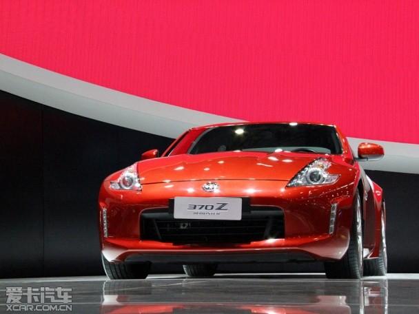 2015款日产370Z广州车展上市
