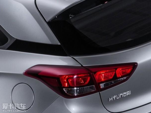 【图文】现代i20 Coupe官图发布 于明年海外上市_爱卡汽车