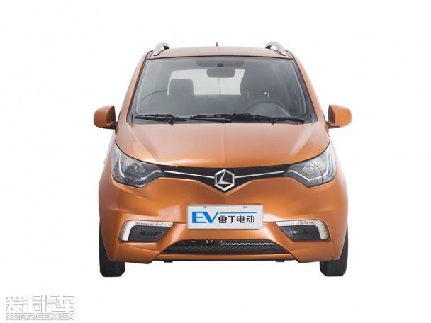 雷丁全新电动车型D70 将于12月22日上市