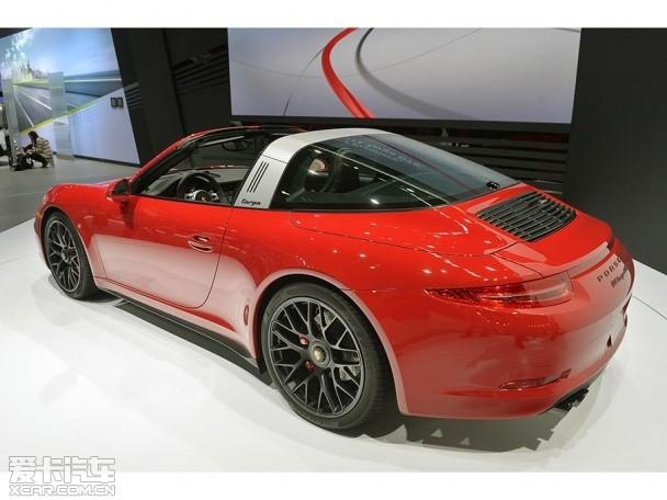 保时捷911 Targa 4 GTS发布 将3月上市