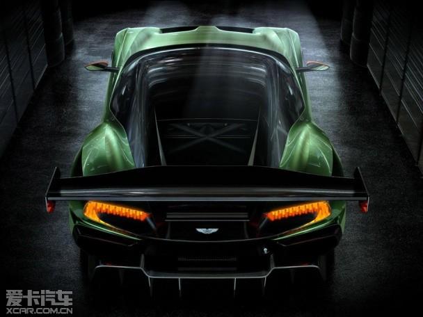 【图文】阿斯顿·马丁将推全新Vulcan 超800马力_爱卡汽车