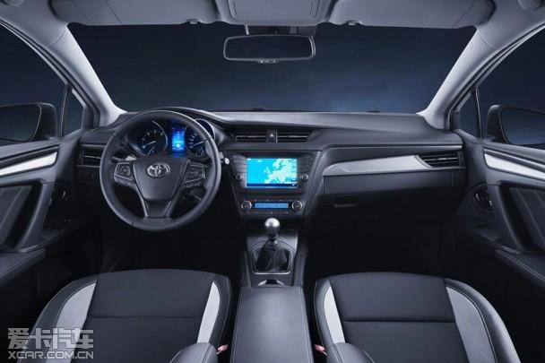 丰田全新Avensis日内瓦首发 车长增40mm