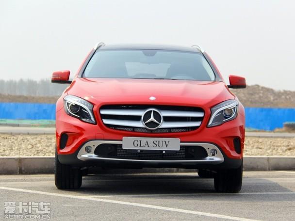 国产奔驰GLA正式下线 将于上海车展亮相