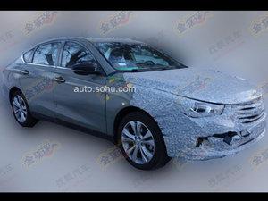 广汽传祺GA6 1.5T车型信息 明年3月上市-爱卡汽车