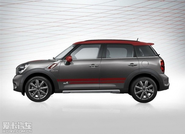 MINI COUNTRYMAN Park Lane限量版