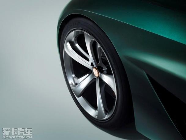 宾利EXP 10 Speed 6将上海车展亚洲首发