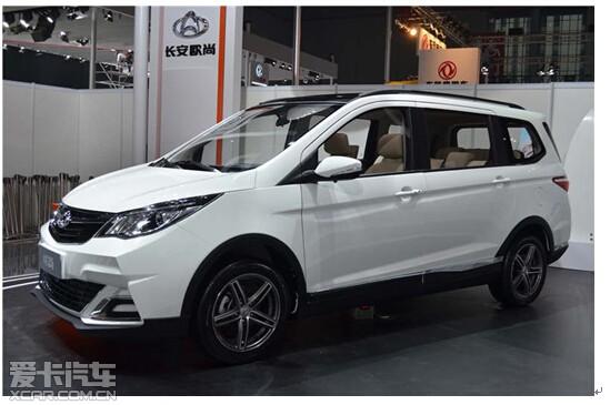 国品牌新趋势 长安欧尚定义家用7座车
