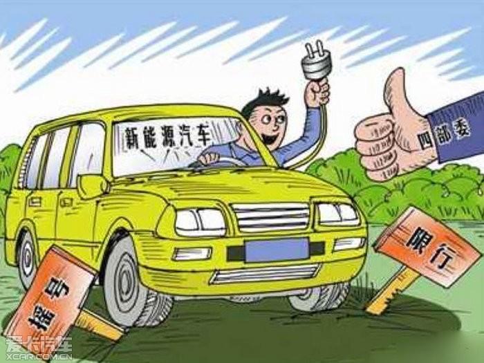 北京新能源摇号猛增_新闻画册