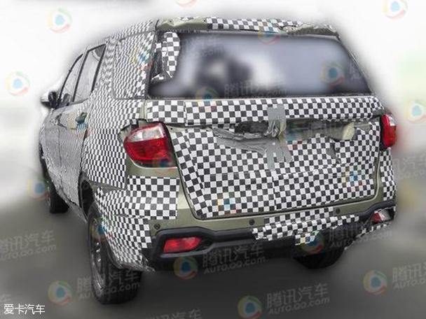 本田全新7座SUV 长安全新7座SUV高清图片