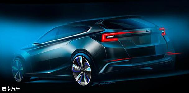 翼豹5-Door Concept概念车