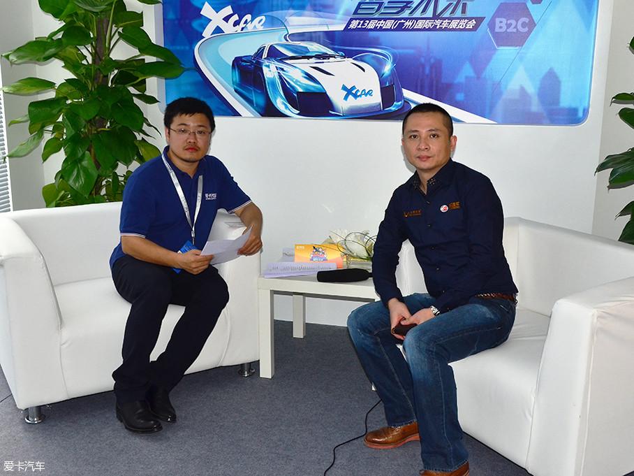 11月20日,陆风汽车营销有限公司副总经理潘欣欣,在广州车展接受了爱卡汽车专访。他表示,陆风X5 plus即将上市,空间、内饰均有提升。
