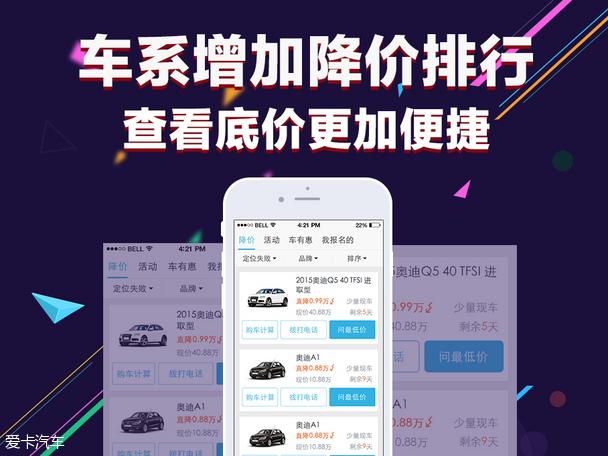 爱卡汽车APP V6.2.2发布 更多便捷信息图片 190126 608x456
