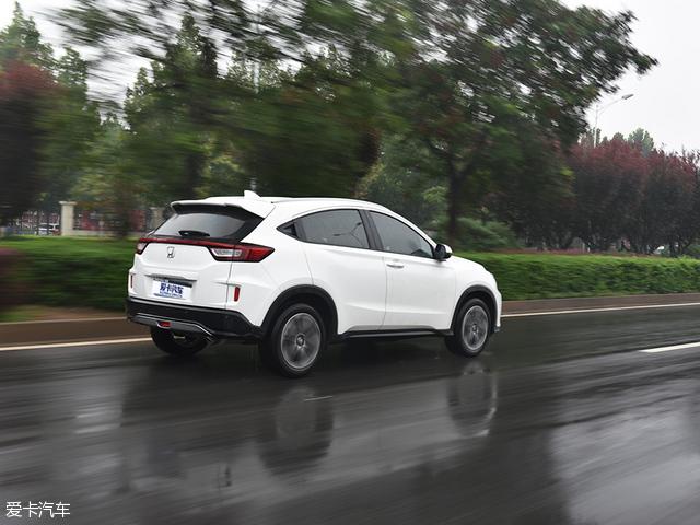 小身材大智慧 别克新昂科拉对本田XR V -性能测试 驾驶感受高清图片
