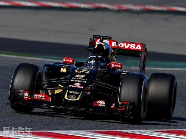 2015赛季f1赛车高清图片