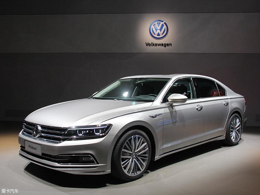 大众全新中大型车 日内瓦车展全球首发