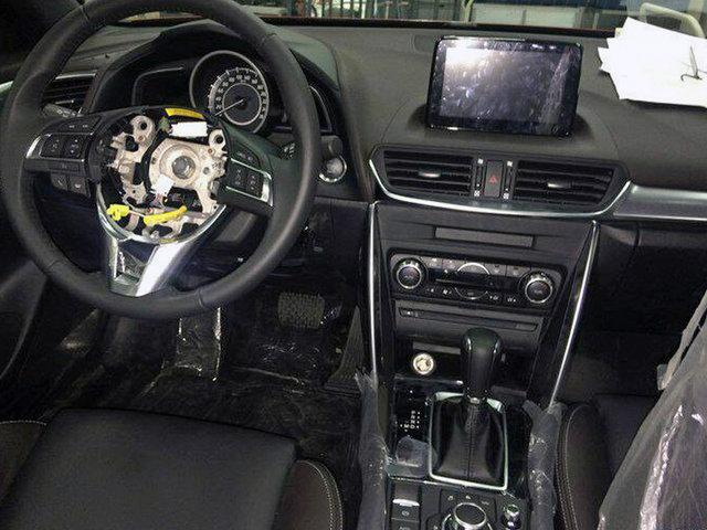 一汽马自达CX 4预告图 北京车展将首发高清图片