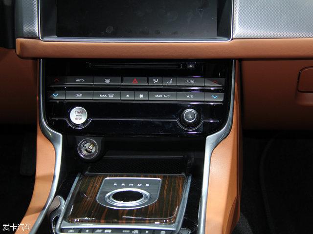 2016北京车展:国产捷豹XFL正式全球首发