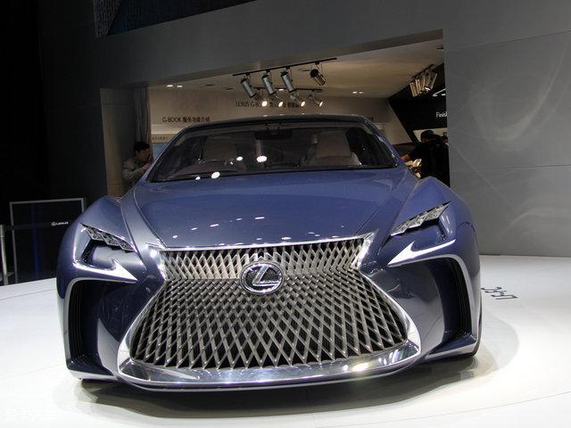 2016北京车展:雷克萨斯LF-FC概念车发布