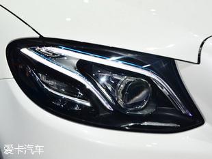 全新奔驰E级长轴版首发