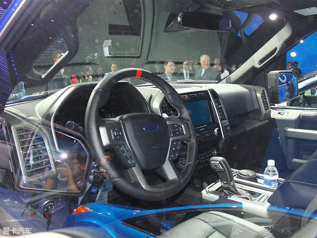 福特全新F-150 Raptor