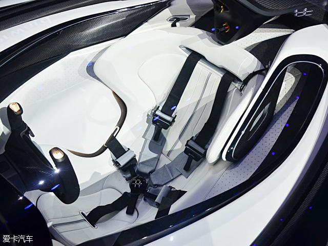 FFZERO1概念车型发布 基于VPA平台打造
