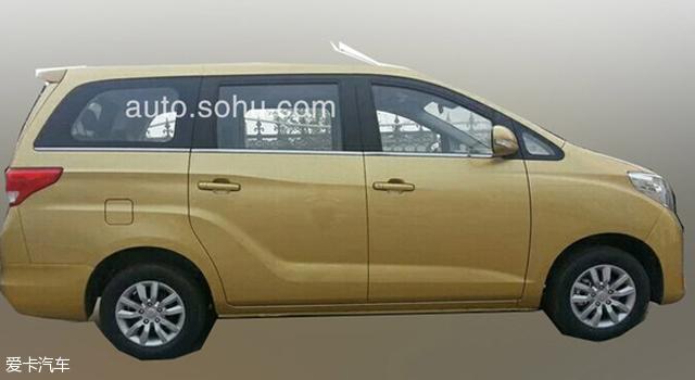 长安睿行S50重庆车展亮相 11月正式上市