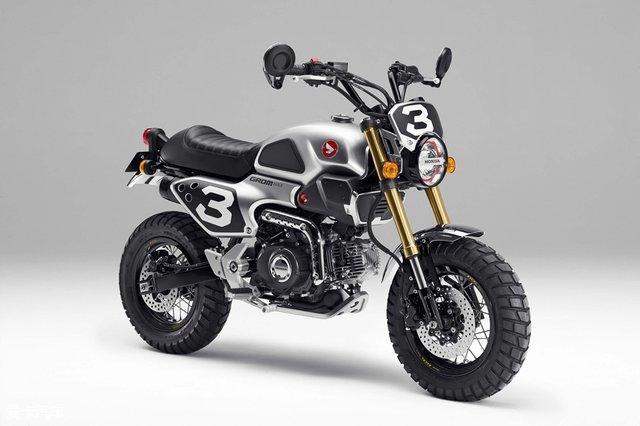 摩托车;本田