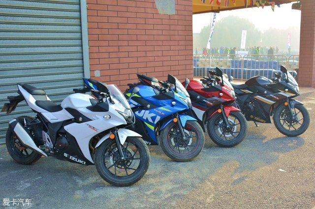 入门级跑车的新选择 试驾铃木gsx250r    车辆提供:北京风速摩托车