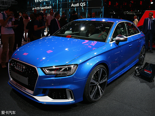 【图文】车展届中的网红 巴黎车展性能车型点评_爱卡汽车