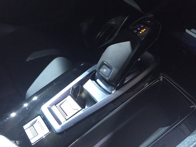 不再是MPV 标致全新5008巴黎车展发布