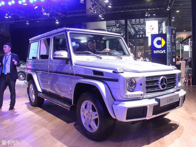 奔驰G 350d