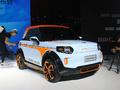 体验北汽新能源Lite纯电动汽车