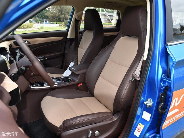 猎豹汽车2017款猎豹CS9