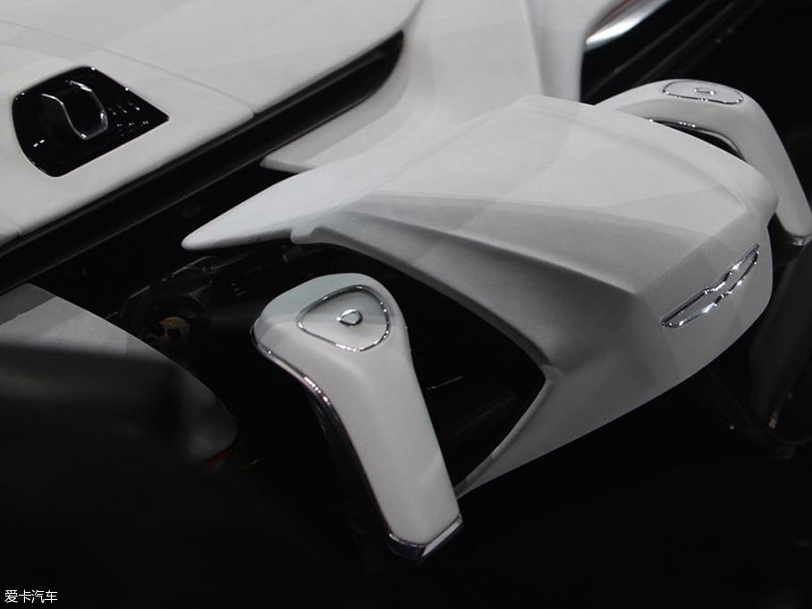克莱斯勒Portal概念车首发