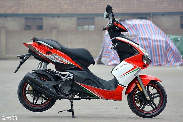 龙嘉Formula 150i