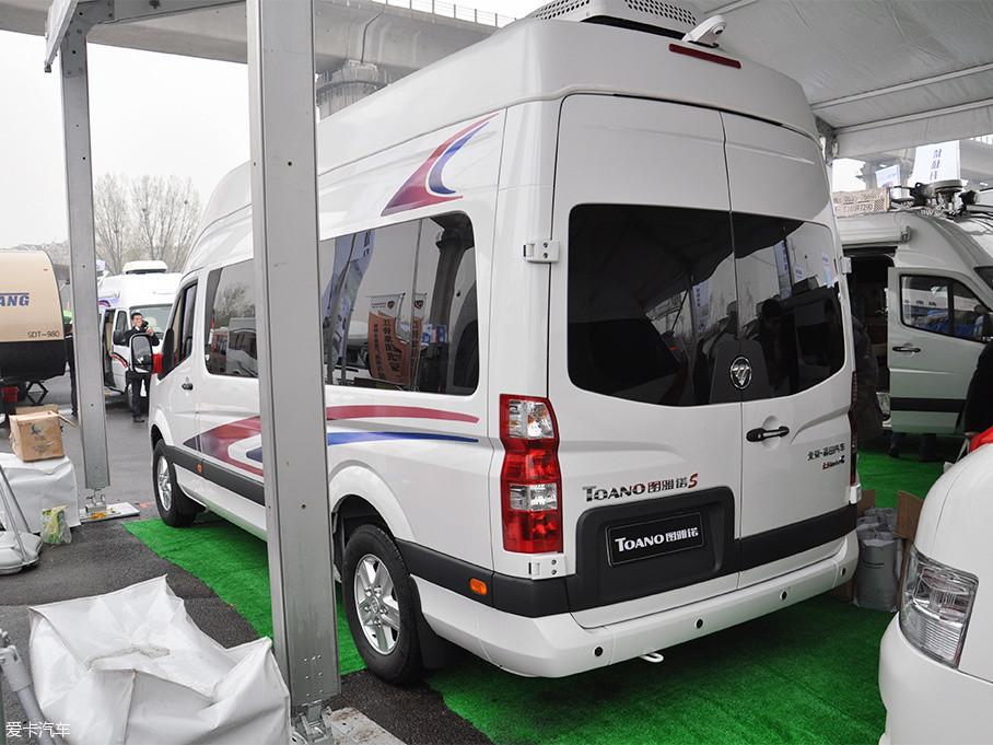 北汽福田正式发布了图雅诺及风景g9两款新型房车.