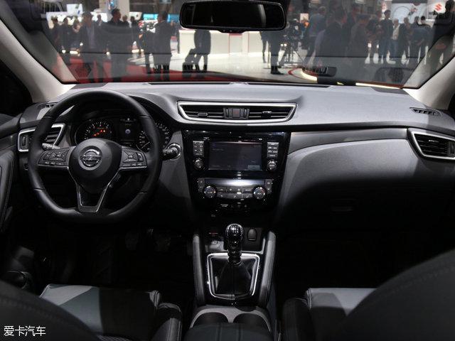 2017日内瓦车展:日产新款逍客正式发布