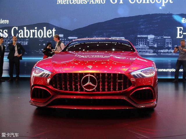 奔驰AMG GT Concept