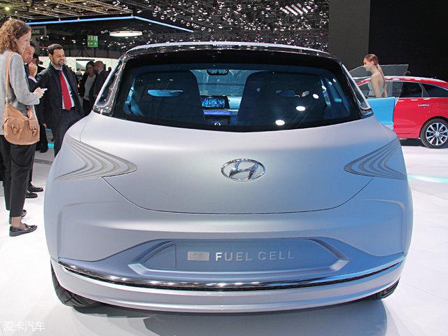 现代FE Fuel Cell概念车